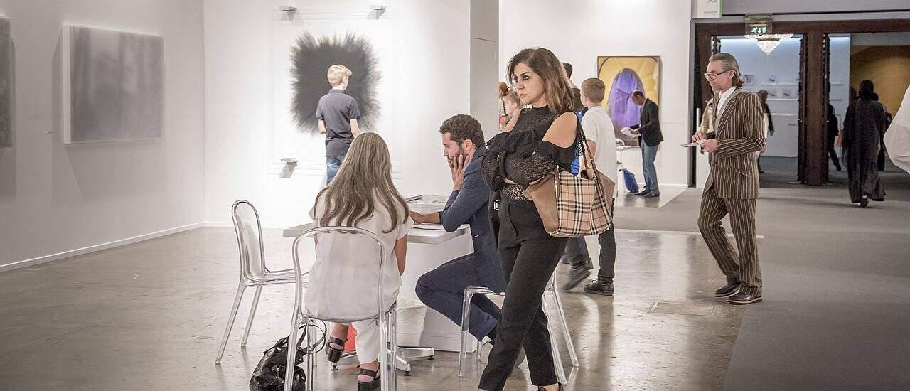 Art DUbai Kunstmesse