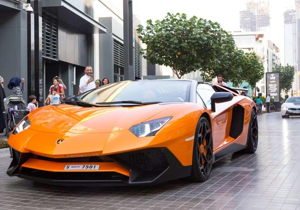 Auto mieten Dubai