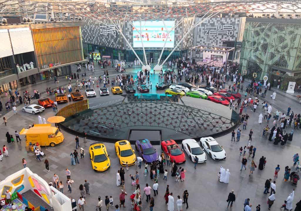 PArken Dubai