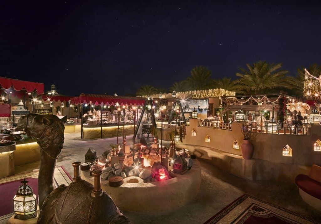 Souk im Bab Al Shams