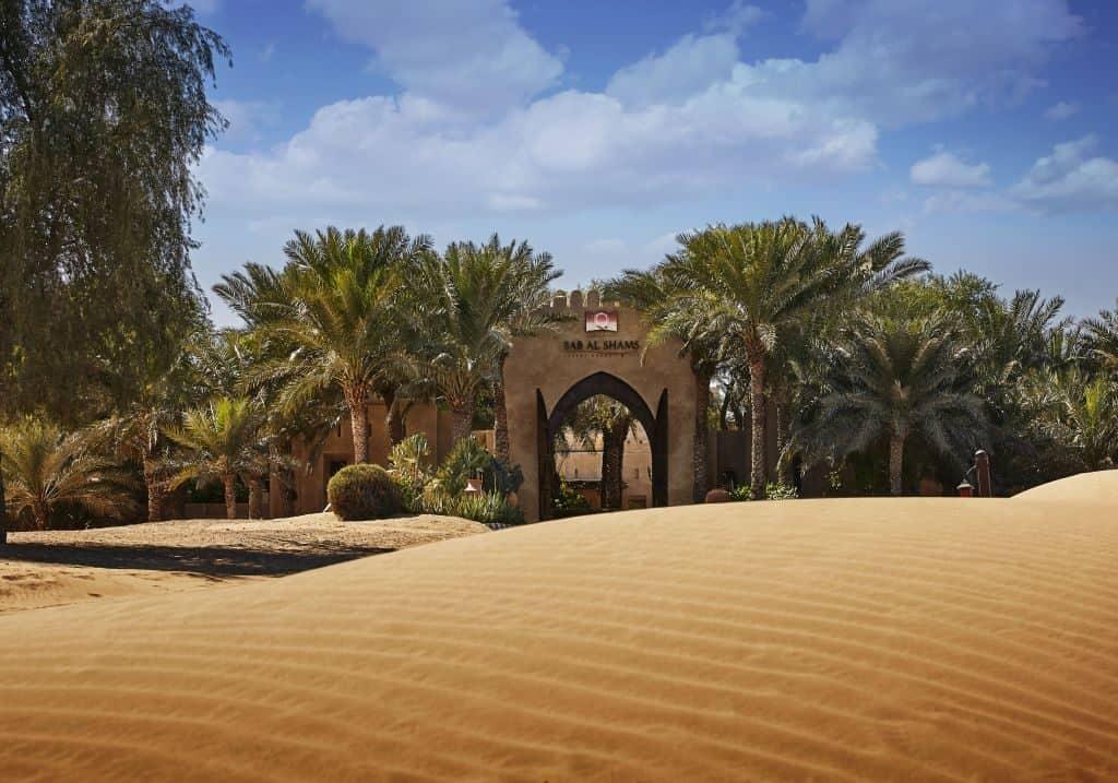 Bab Al Shams Wüstenresort Dubai