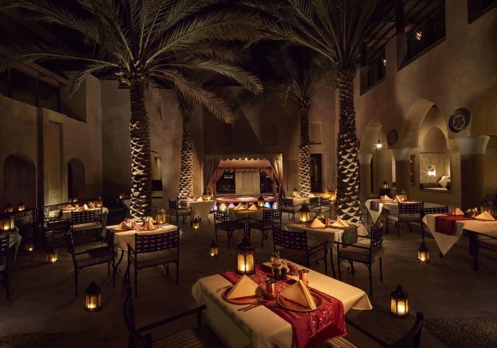 Restaurant Bab Al Shams