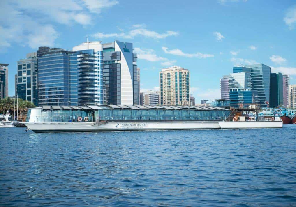Schifftour Dubai