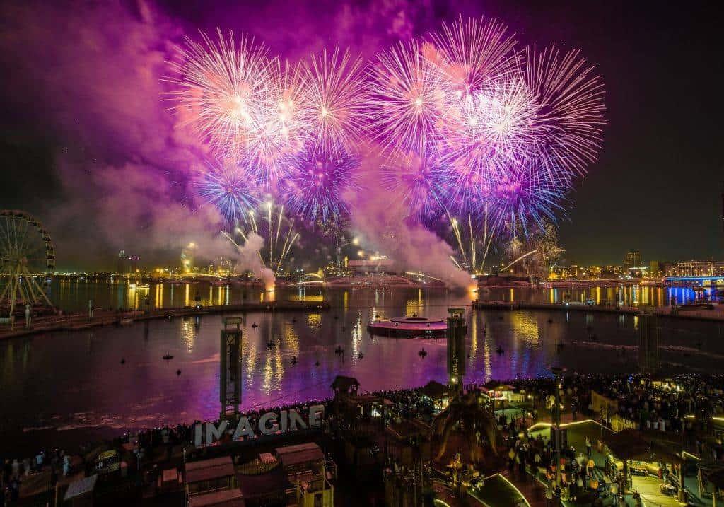 DFC Feuerwerk