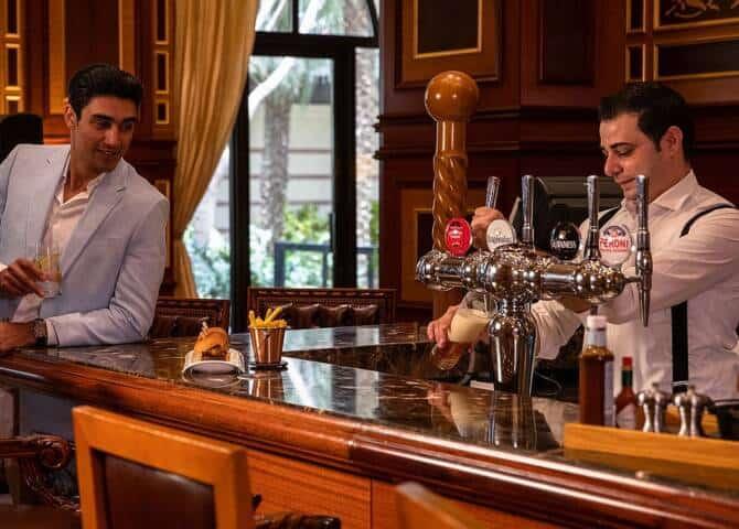 Pub The Crown Dubai
