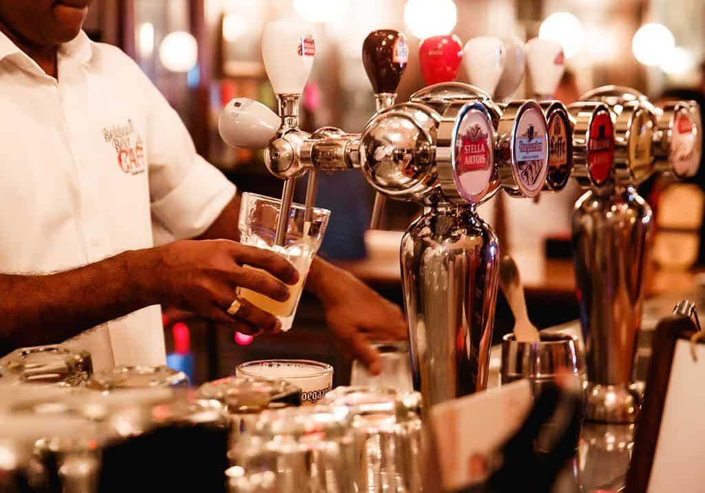 DFC Belgien Beer Cafe