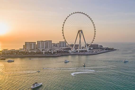 Die besten Tipps für einen Besuch auf Bluewaters Island Dubai