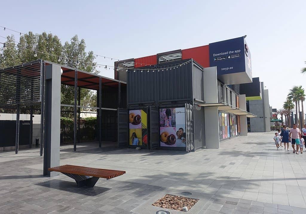 Boxpark Dubai Service