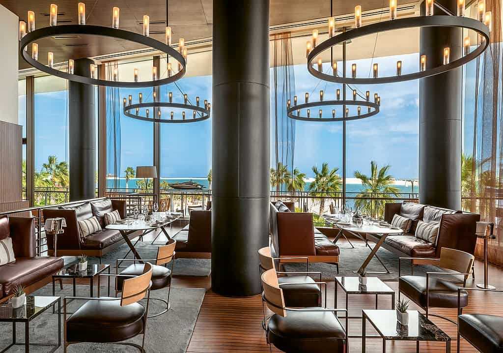Brunch Restaurant Dubai Bulgari