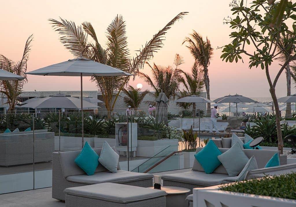 Scape Lounge Dubai