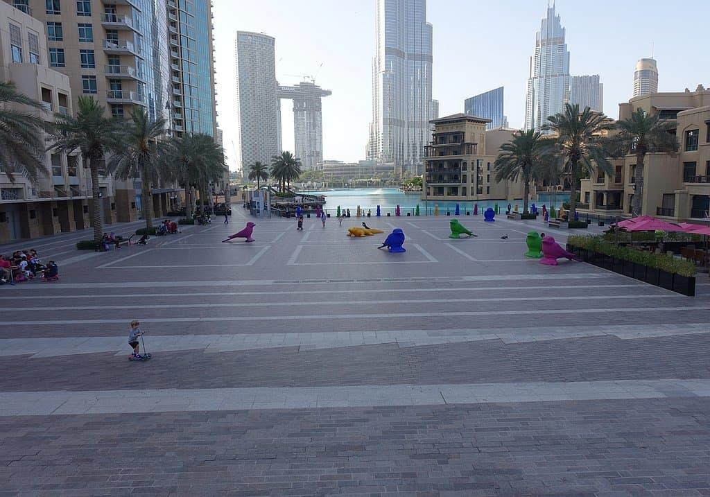 Burj Plaza Dubai