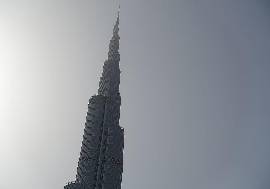 Spitze Burj Khalifa