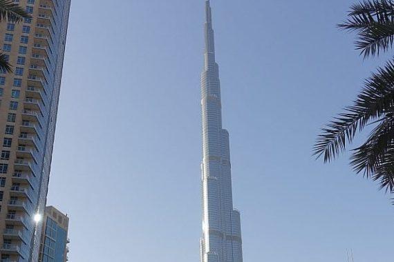 Burj Khalifa – Auf dem Dach der Welt