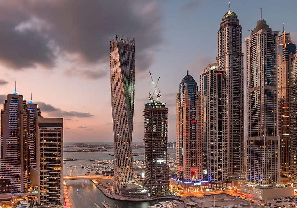 DubaiBLOG Marina