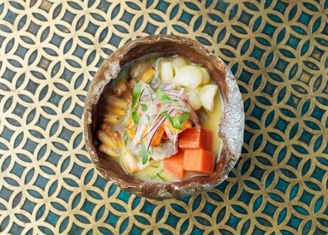 Fisch Lateinamerika Essen Dubai