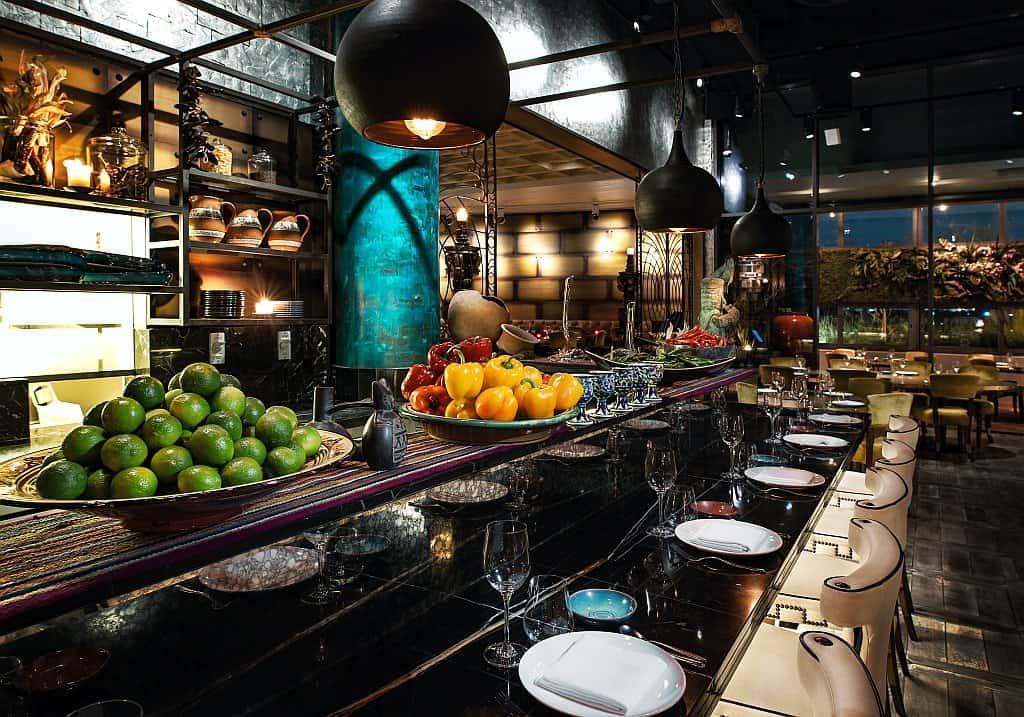 Ceviche Theke COYA Dubai