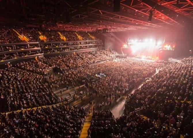 Coca Cola Arena Dubai