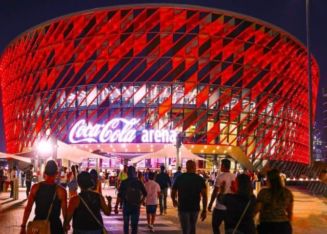 Duabi Coca Cola Arena