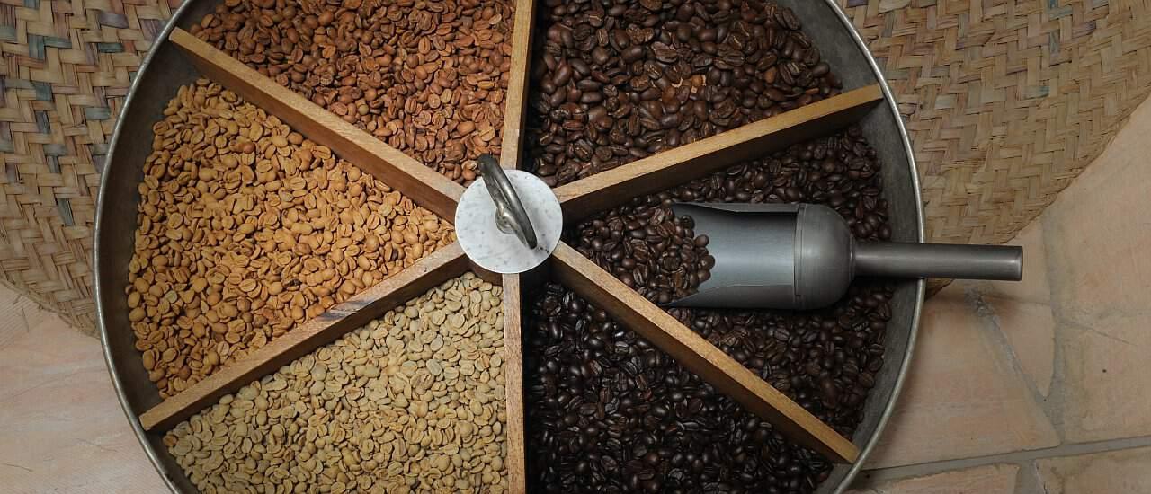 Kaffeebohnen Dubai