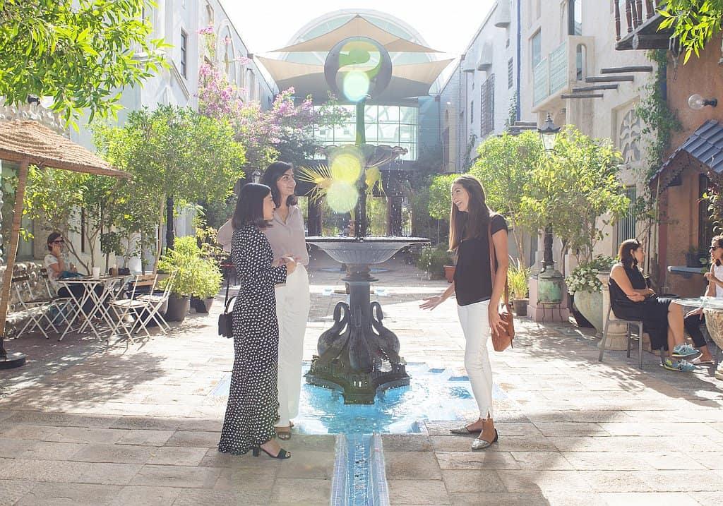 The Courtyard UAE