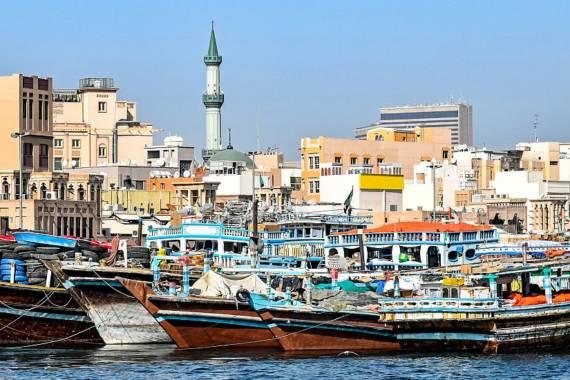 Deira: Dubais historisches Handelszentrum