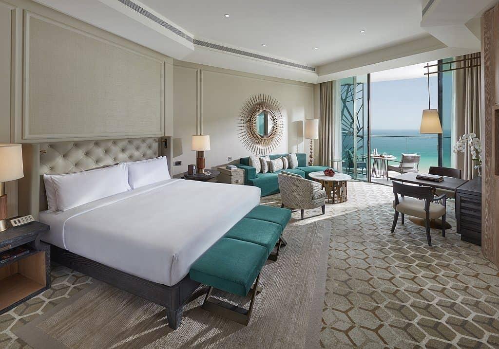 Zimmer Mandarin Oriental Dubai