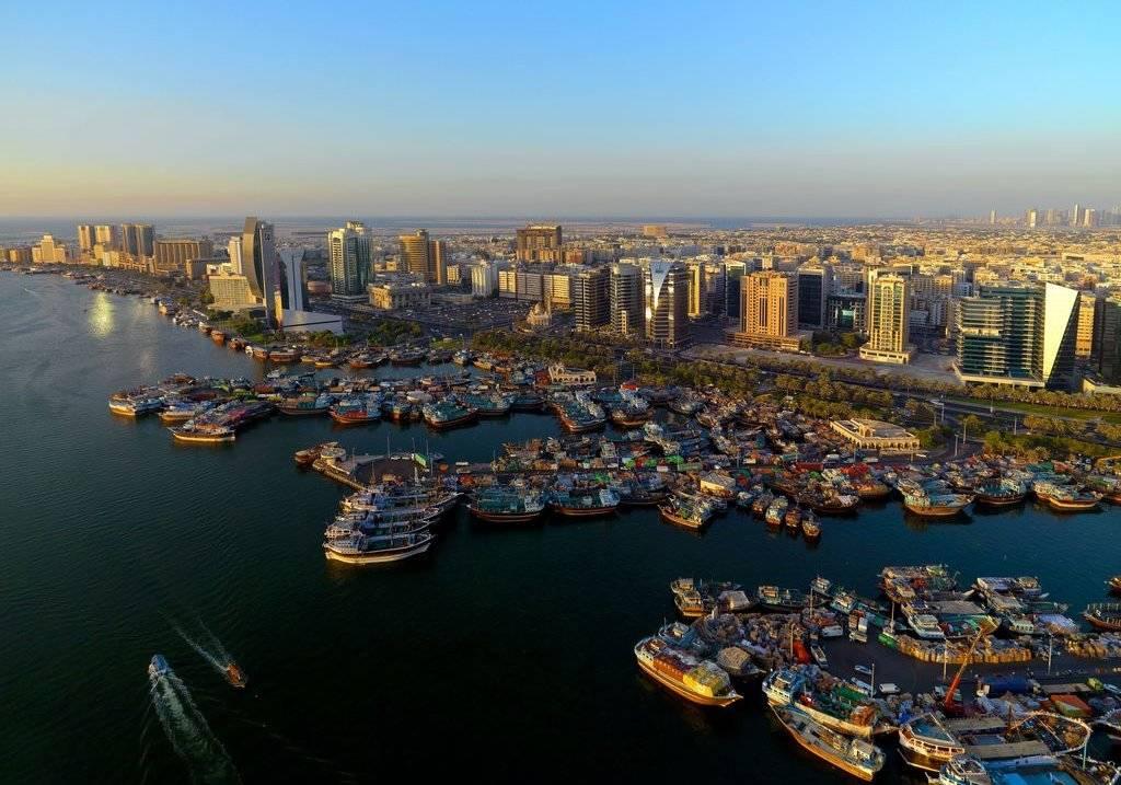 Deira Werfthafen
