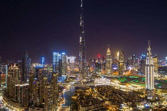 Die besten Reise- und Geheimtipps in Downtown Dubai