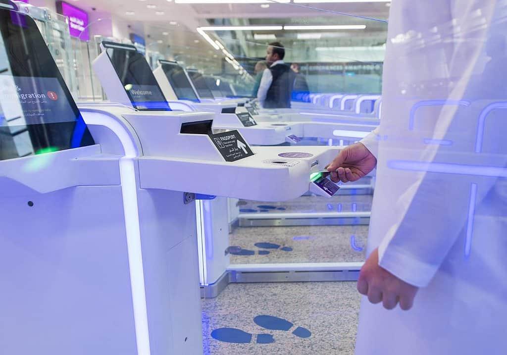 Smart Gates DXB - Dubai Corona