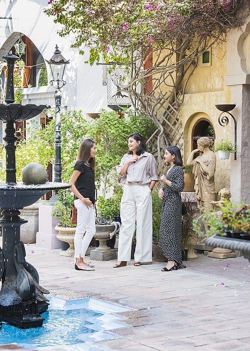 Arkaden Courtyard Dubai