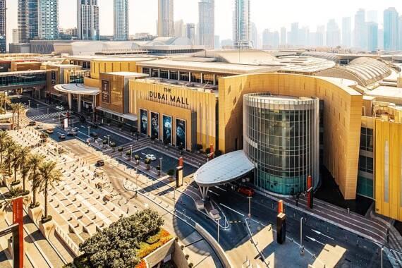 Die besten Tipps für einen Tag in der Dubai Mall