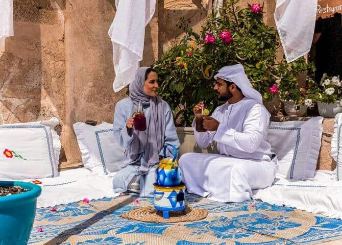 Arabian Tea House Dubai Fahidi