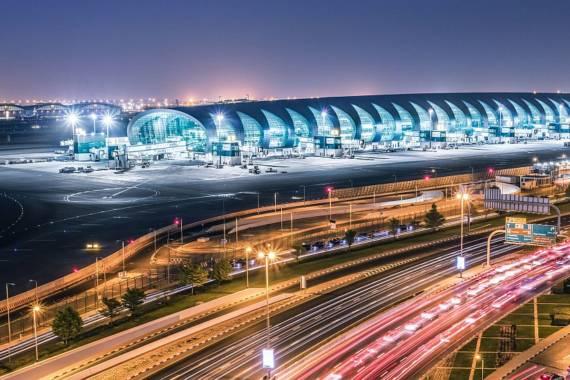 Sechs außergewöhnliche Orte im Dubai International Airport