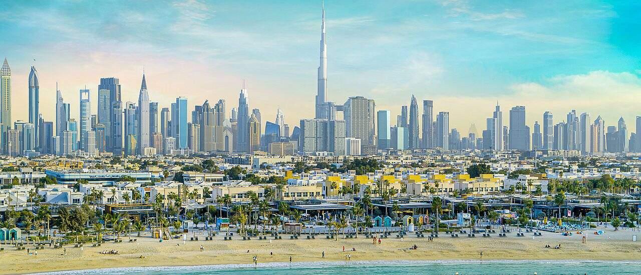 Dubai Corona