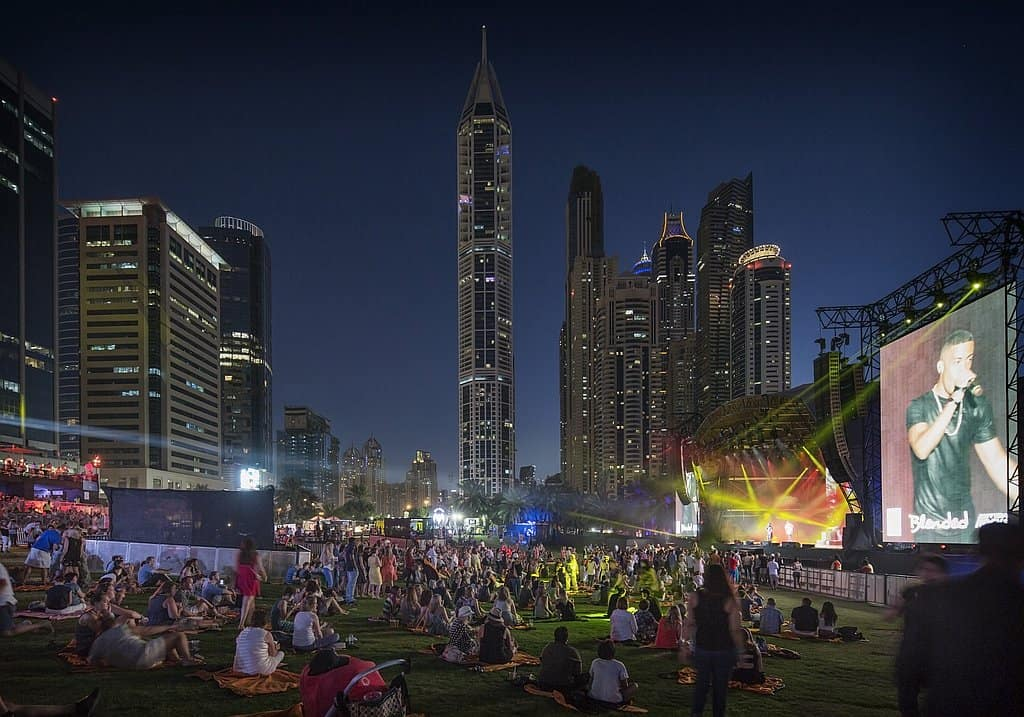 Livemusik Dubai