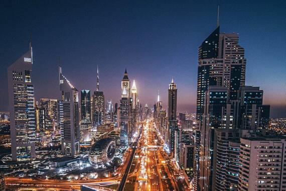 Die 5 besten Aktivitäten im Nachtleben von Dubai