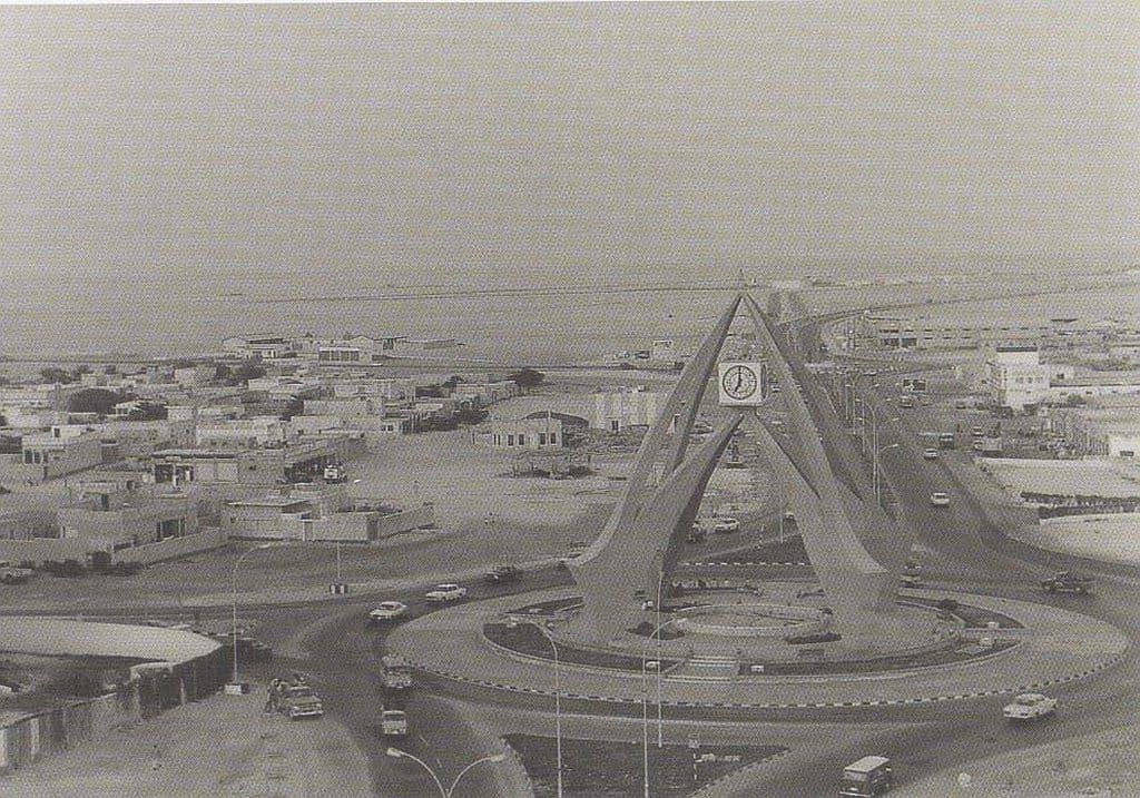 Verkehr Dubai früher