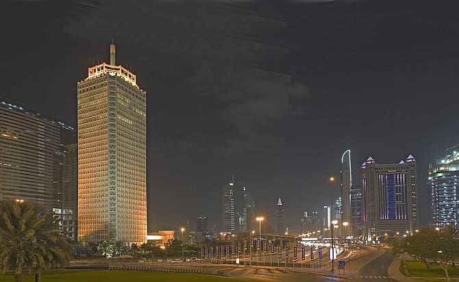 World Trade Center Dubai