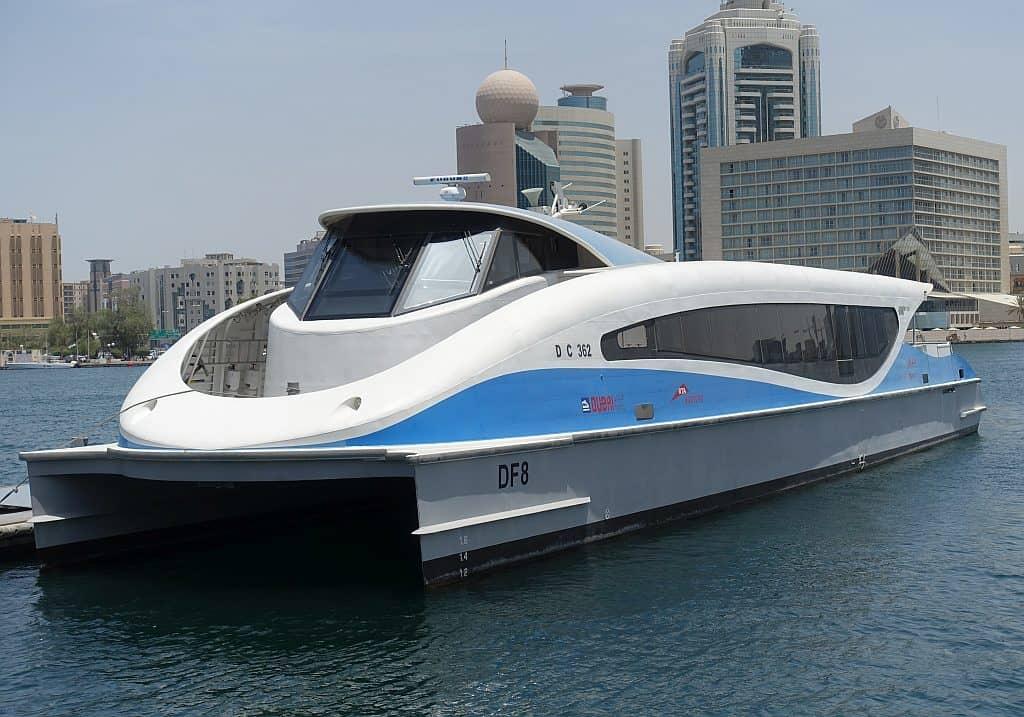 Dubai Fähre