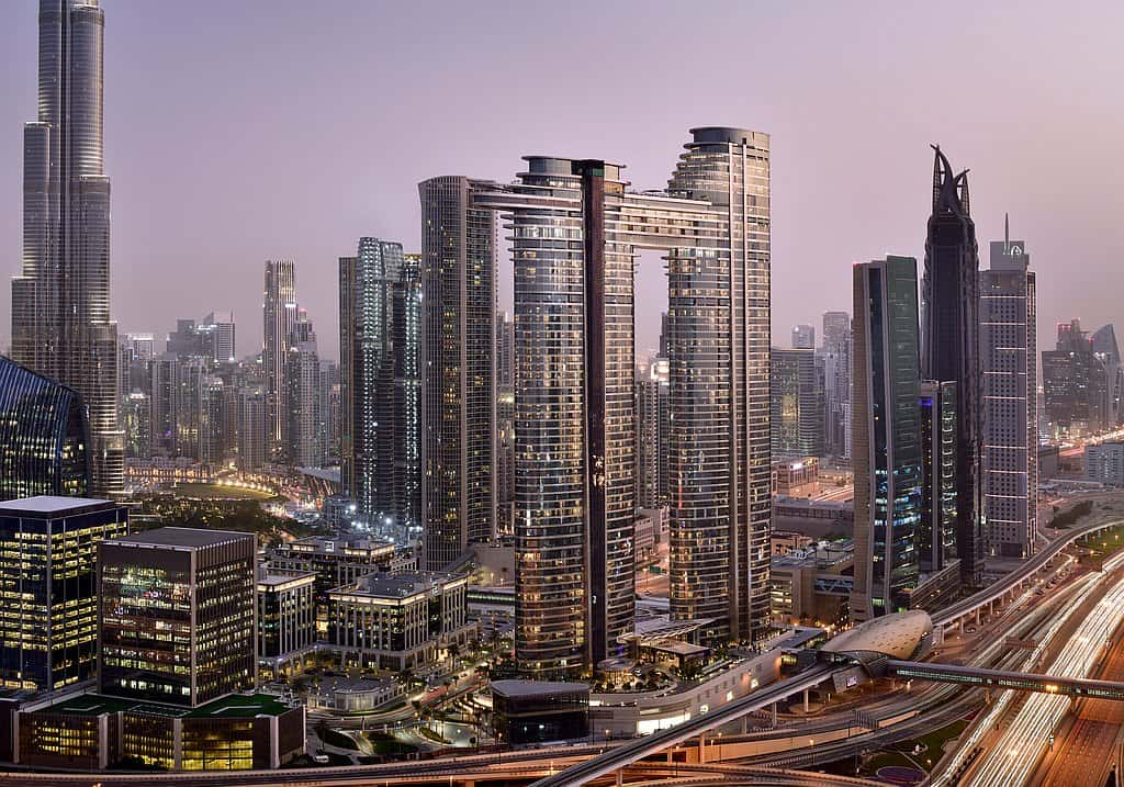 Dubai heute
