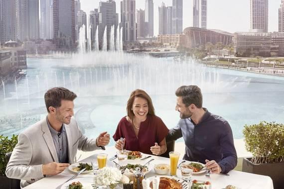 Die 10 besten Restaurants in Dubai