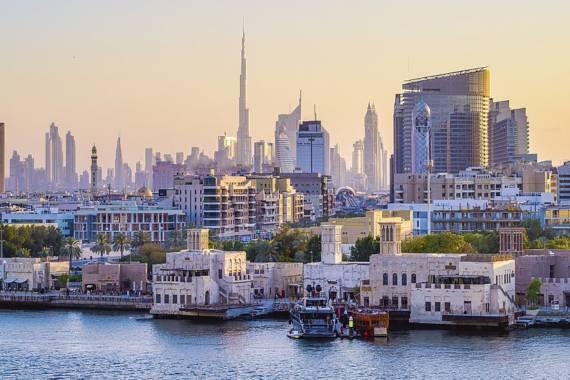 Ein ganz normaler Freitag in Dubai