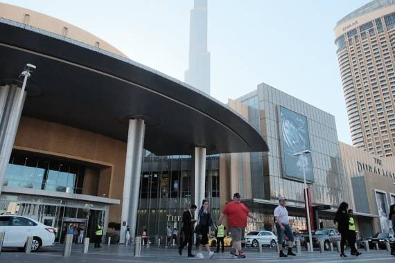 Ein Tag in der Dubai Mall