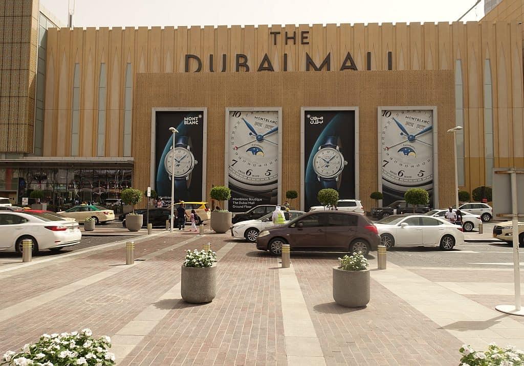 einkaufen in Dubai Mall