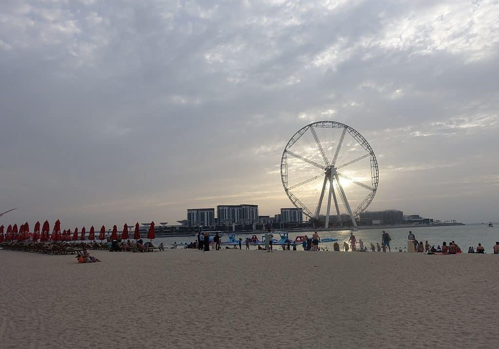 The Beach JBR