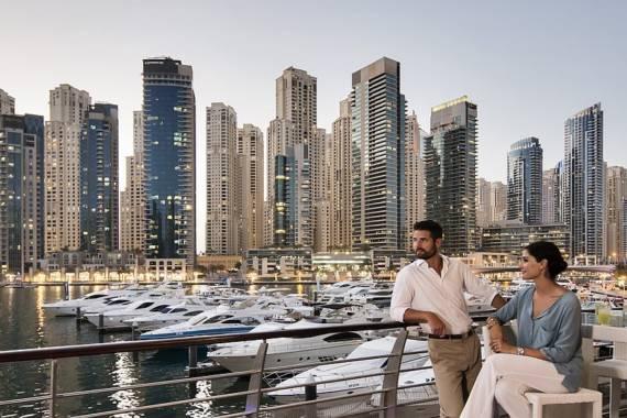 Tipps für den perfekten Abend an der Dubai Marina