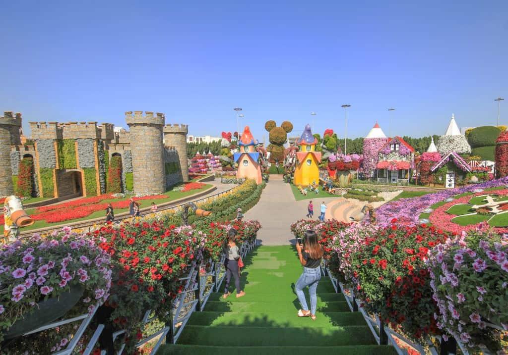 Mircle Garden