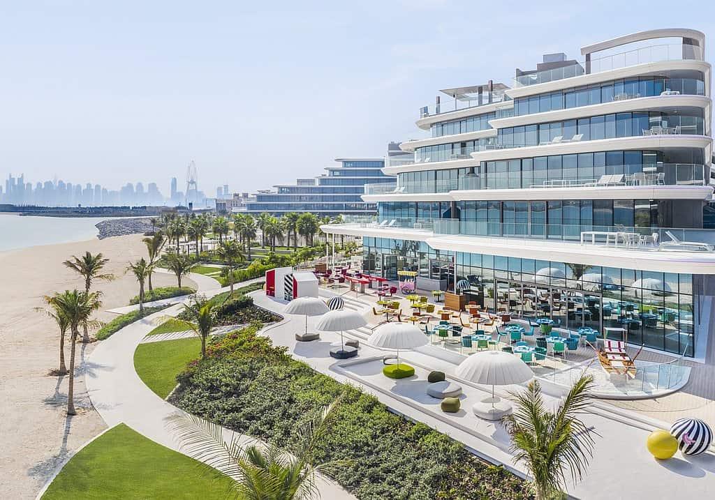 Brunch in Dubai Palm Jumeirah