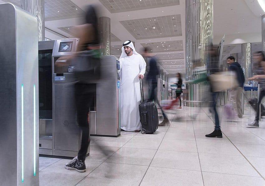 Smart Gate DXB