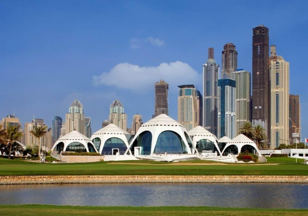 Emirates Golfplatz